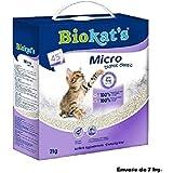 Gimborn Italia - Lettiera Biokat's Micro Bianca Argilla Lettiera 7,00 kg
