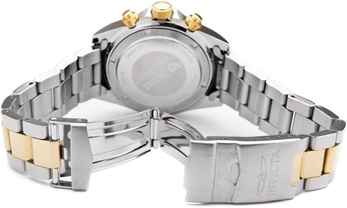 Invicta 17026 Speedway - Reloj de cuarzo japonés con pantalla analógica, dos tonos