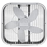 Kenmore 32002 20 3 Speeds For Comfort Control, Durable, Lightweight Metal Construction Box Fan by Unknown