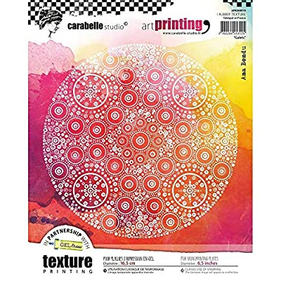 Carabelle Studio APRO60010 Printmaking and Etching, Multicolor