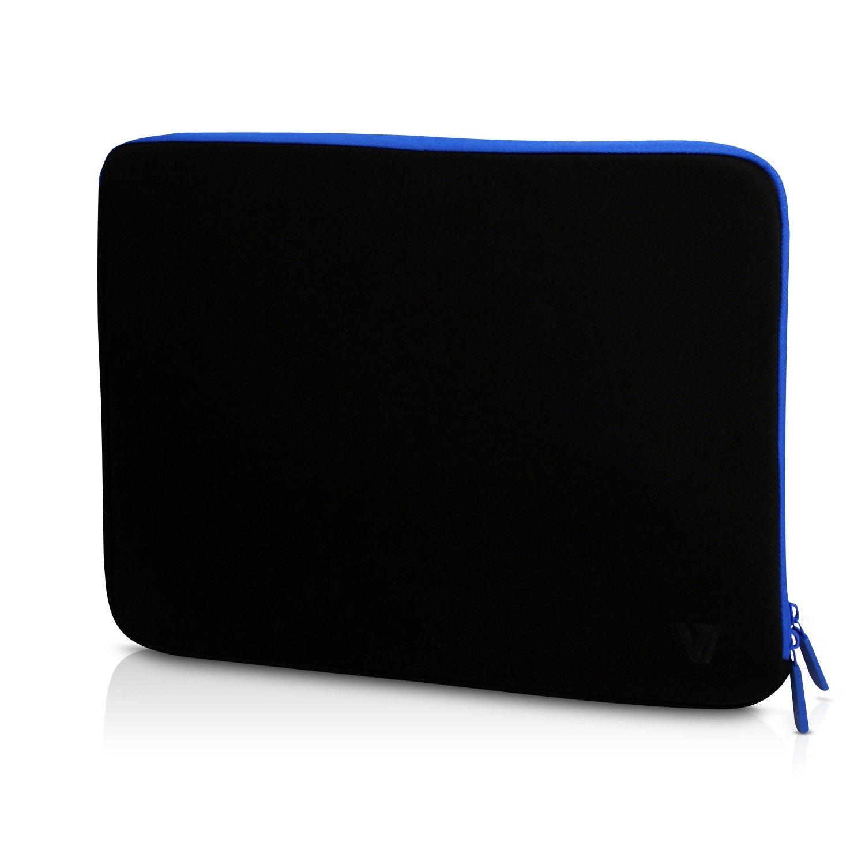 V7 CSS4-GRY-2E V7 Ultra Protective Sleeve für Ultrabooks und fast alle Notebooks bis zu 13 FBA_CSS4-GRY-2E