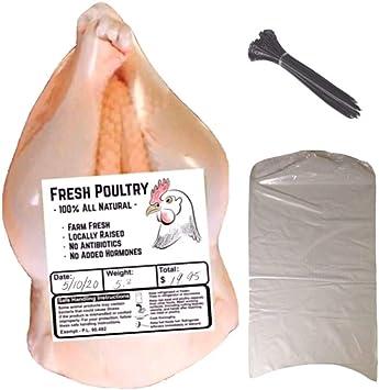 12x16 Poultry Heat Shrink Bags KIT 100 pk