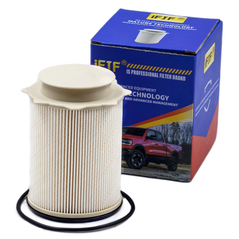 Fuel Filter 68157291aa For 2010 2017 Dodge Ram 2500 On 97 Jeep Wrangler 3500 4500 5500 67l Cummins Turbo Diesel Engines Included O Ring Precision Designed