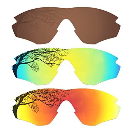 838cab20cda Dynamix Polarized Replacement Lenses for Oakley M2 Sunglasses - Multiple  Options  Amazon.ca  Sports   Outdoors