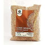 Dhatu Certified Organic Long Wheat (Emmer Wheat | Jave | Sambha | Farro) - 1Kg