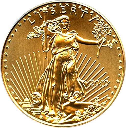 2010 $25 American Eagles – Gold Gold Eagle First Strike Twenty Five Dollar MS70 PCGS