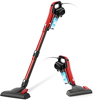 GeeMo 17000PA Bagless Stick Vacuum Cleaner