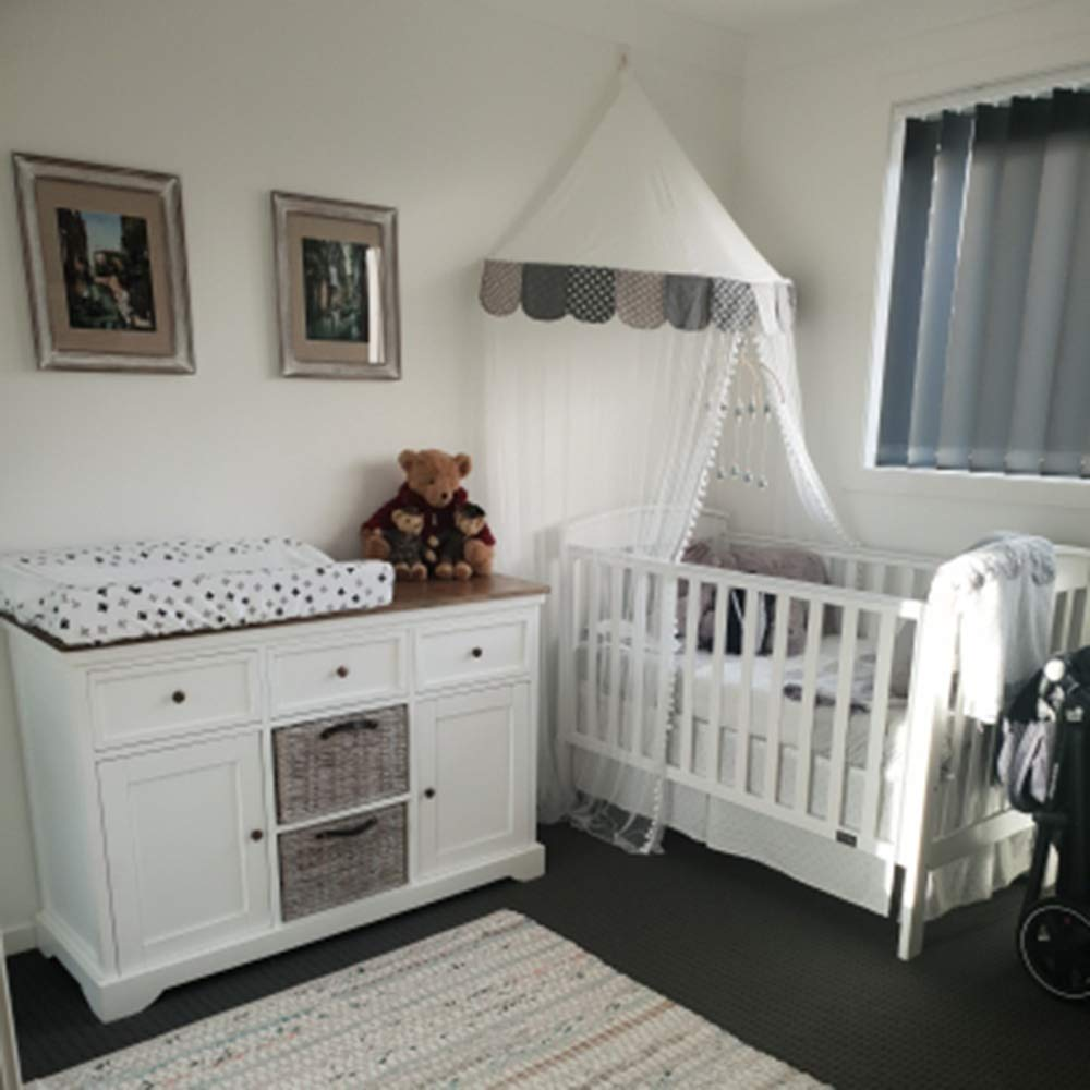 Bed Tent Fairytale Inspired Nursery