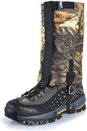 Randonn/ée Escalade Chasse Ski Marche Jambi/ères tr/ès Respirantes Jambi/ères pour la Neige en Montagne