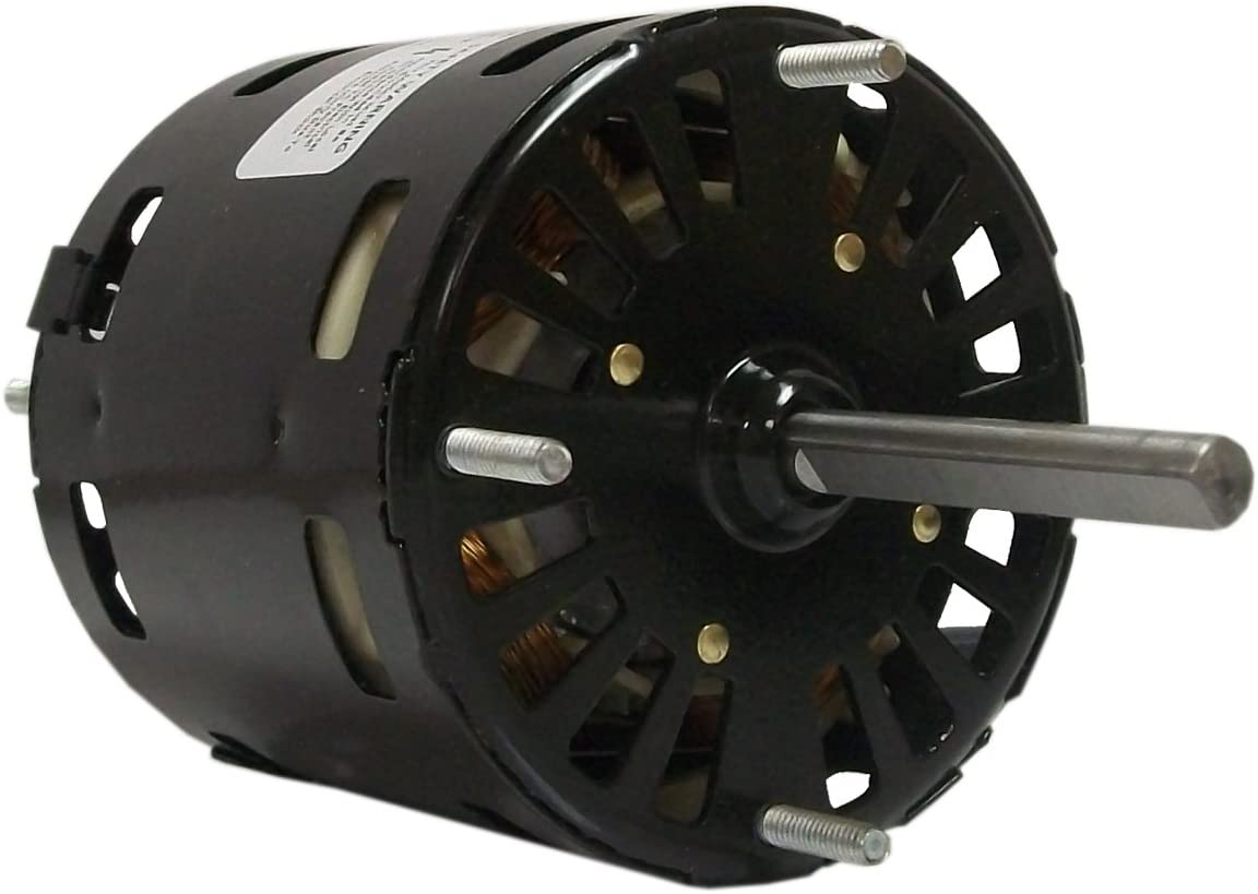 Fasco D1101 3.3-Inch Diameter Shaded Pole Motor, 1/20 HP, 115 Volts, 1500 RPM, 1 Speed, 1.9 Amps, CCW Rotation, Sleeve Bearing