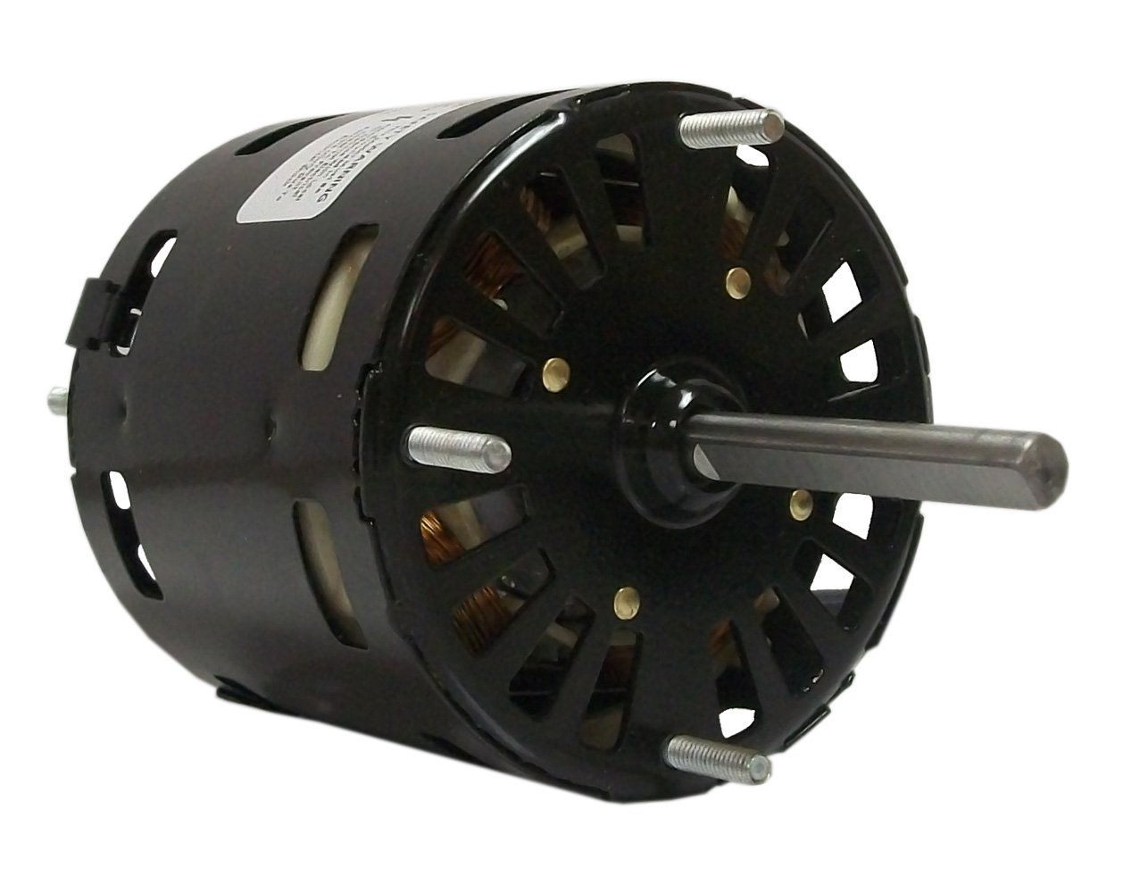 Fasco D1103 3.3-Inch Diameter Shaded Pole Motor, 1/20 HP, 208-230 Volts, 1500 RPM, 1 Speed, 1.15 Amps, CCW Rotation, Sleeve Bearing