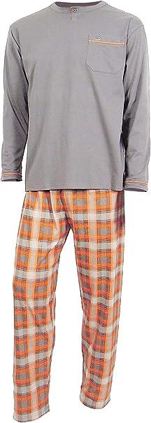 e.VIP Mens Short Pyjama Set Chris S 325 Made of Pure Cotton