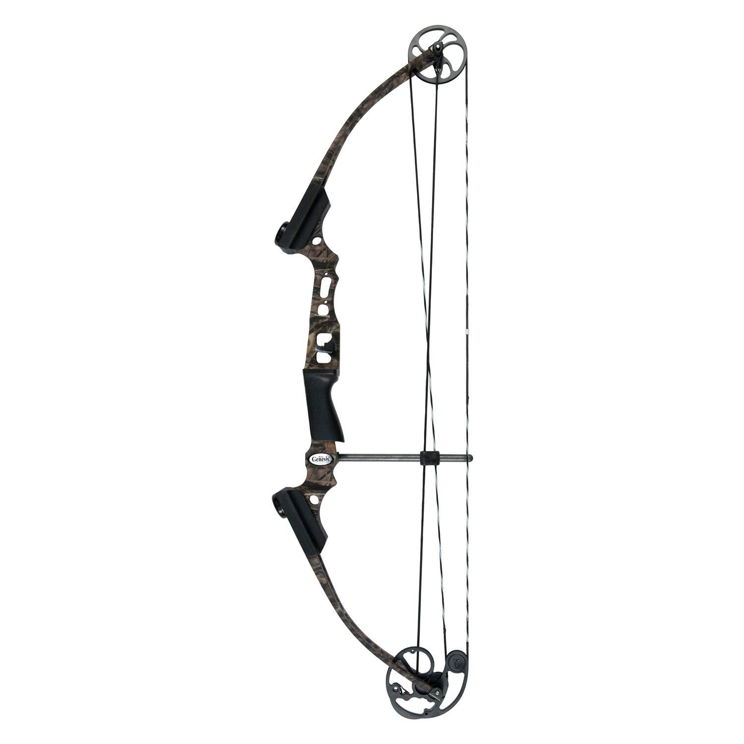 Genesis 12244 Mini Bow with Kit, Right Handed, Lost Camo by Genesis Bows