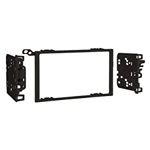 Metra Double DIN Installation Multi-Kit for Select 90-up GM/Honda/Isuzu/Suzuki Vehicles 90-up