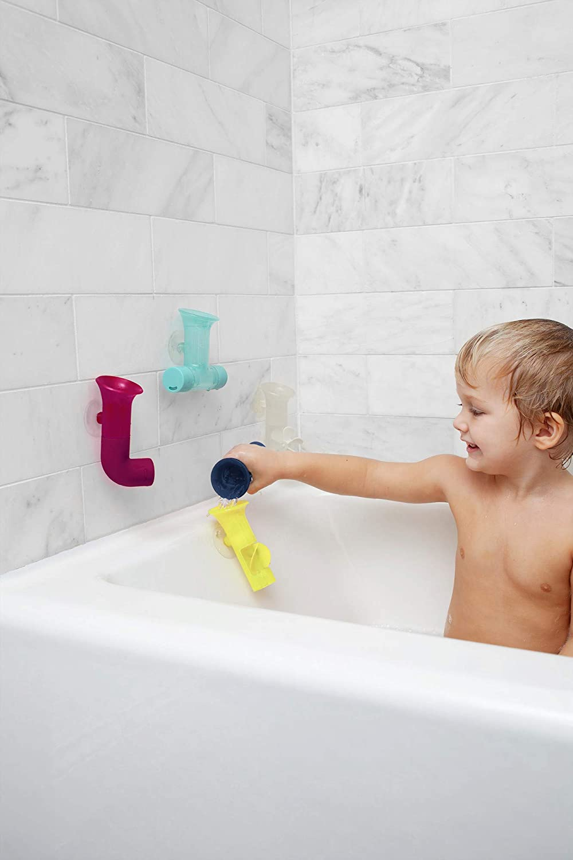 5pcs Boon Pipes Building Bath Toy Set