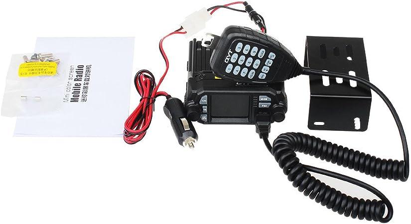 Uphig Qyt Kt 8900d Dual Band Vhf Uhf Mini Colour Elektronik