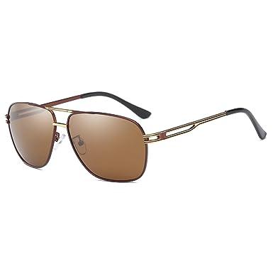 Memoryee Retro Wayfarer Polarisierte Fahren Sonnenbrille UV400 Schutz Optimal Entwurf Herren und Frauen Blau wPTfs