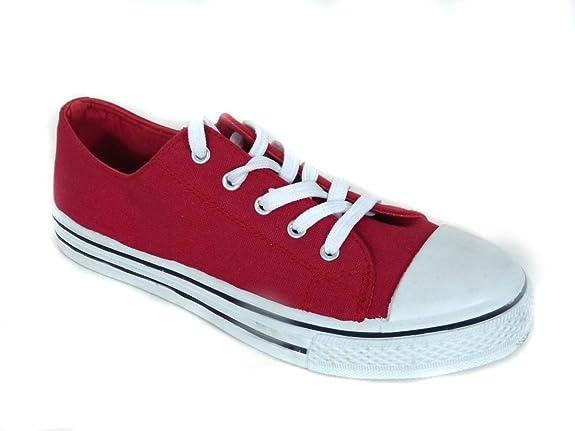SKO'S - Zapatillas para mujer White (mxl03) vdCes0nA8i