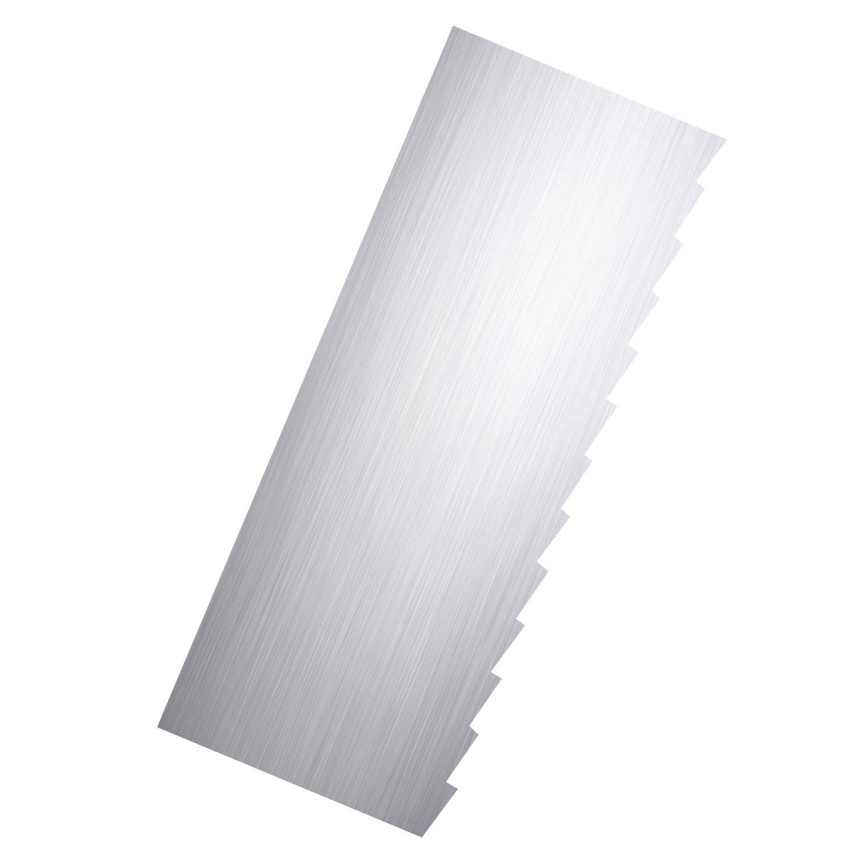 Modan Supplies Ribbon Stripe Contour Combs Scraper by