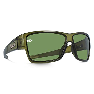 4e27f5e4a76588 gloryfy unbreakable eyewear G14 Jungle Lunettes de soleil GLORYFY, Olive,  One Size