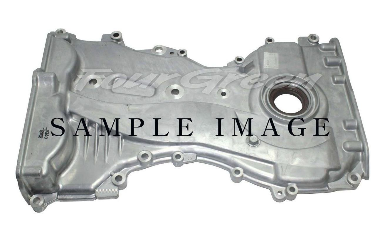 213502C101 OEM Timing Chain Front Cover for 10-12 Genesis Coupe 2.0L OEM NEW