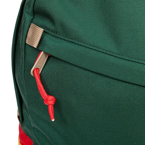 Topo Designs, zainetto Forest Red