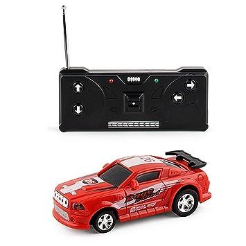 Lindo Mini Latas Radio Juguete de Control Remoto para Coche ...
