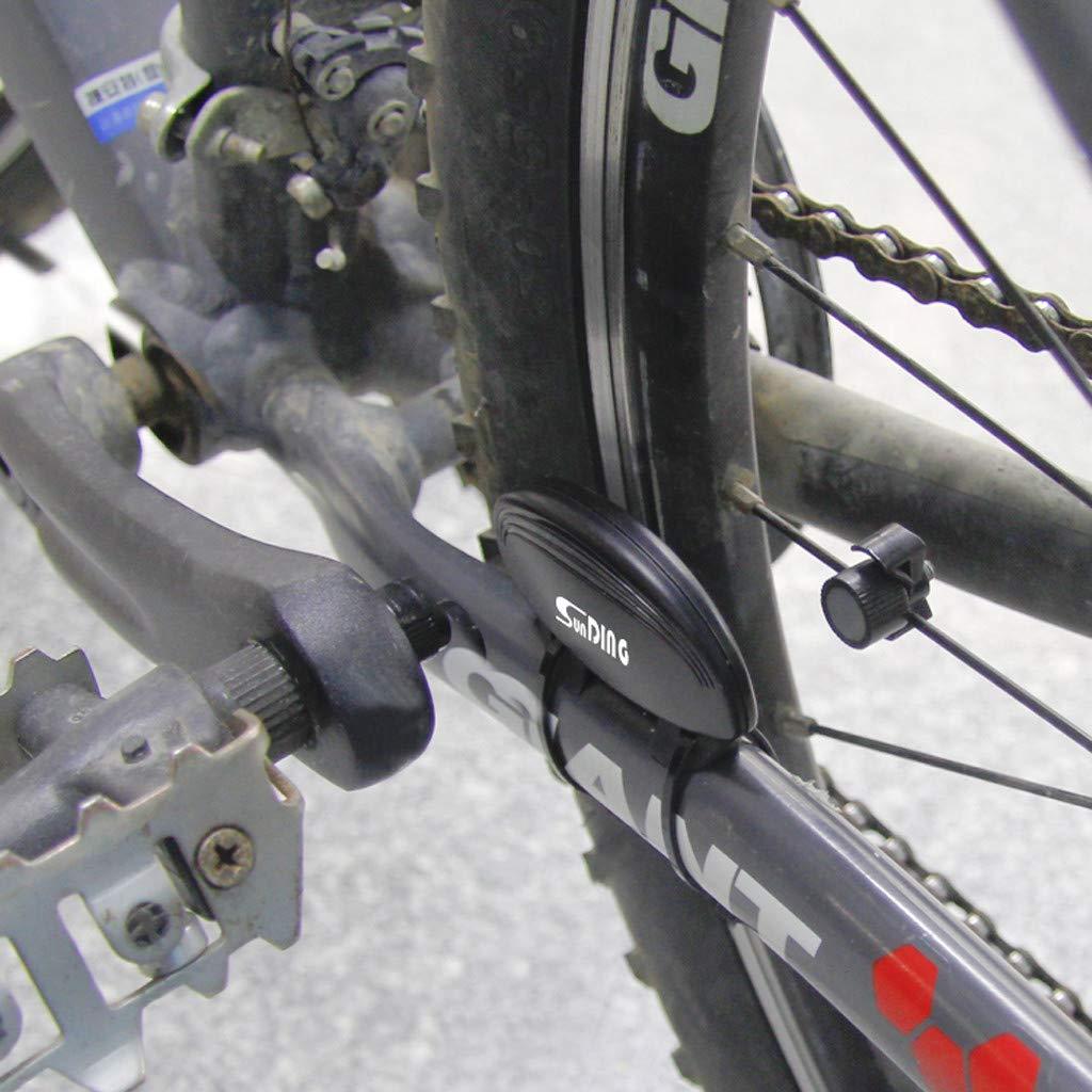 SMILEQ Pedal de Bicicleta con Sensor de cadencia del ...