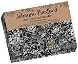 #8: Johanna Basford 2019 Coloring Day-to-Day Calendar