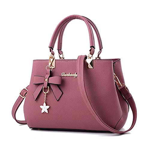 Amazon.com: jy-danbady Mujer Bolsos Moda Bolsos para mujer ...