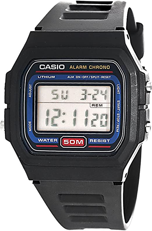 Montre Casio W71 1V: Casio: : Montres gSO9z