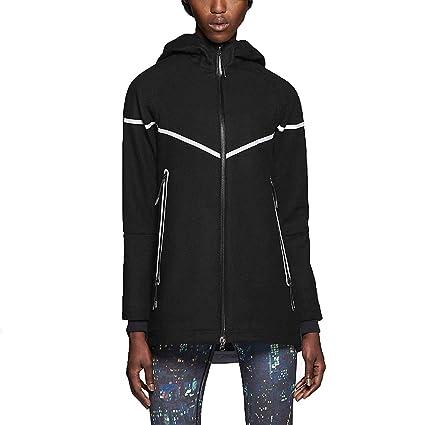 Amazon.com   Nike Wool Reflective Women s Jacket Authentic   Sports ... ad966ae0c