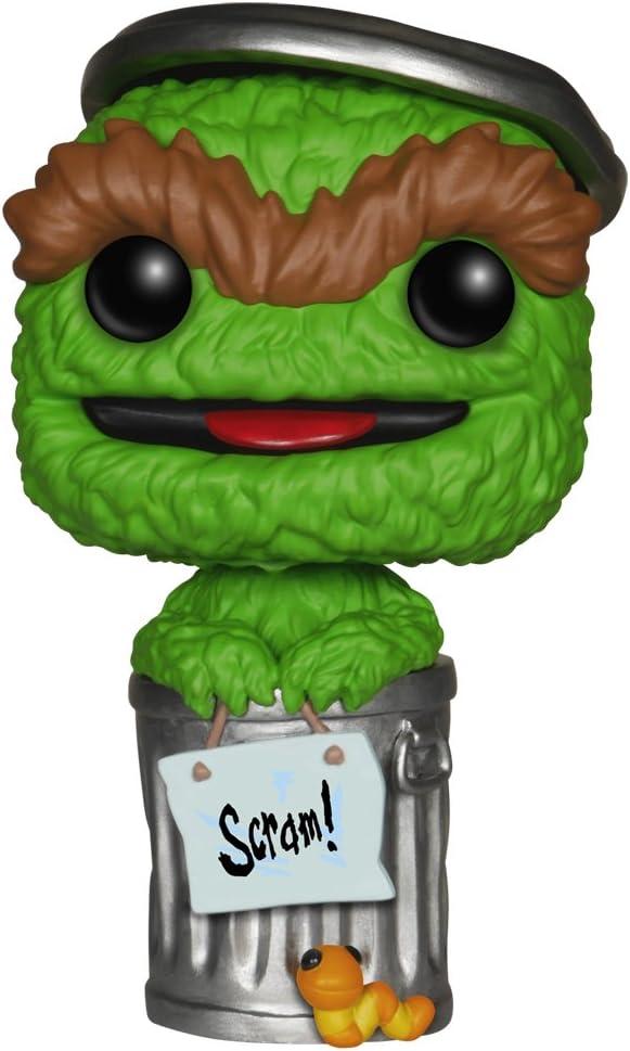 Oscar The Grouch 03 Sesame Street Funko POP! Vinyl Figure