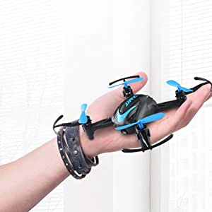 Mopoq Children's mini remote control aircraft four-axis no aerial photography aircraft charging ultra small resistance to drone remote control helicopter novice easy to learn parent-child interaction