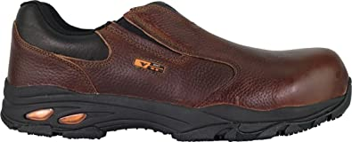 643e583ccdd Thorogood Men's VGS-300 - ASR Static Dissipative Slip-On, Composite Safety  Toe