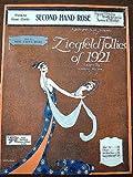 img - for Second Hand Rose (Ziegfeld Follies of 1921) book / textbook / text book