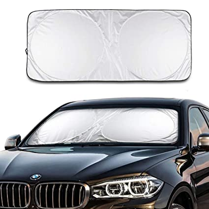 Amazon.com  AYAMAYA Jumbo Windshield Sun Shade 75