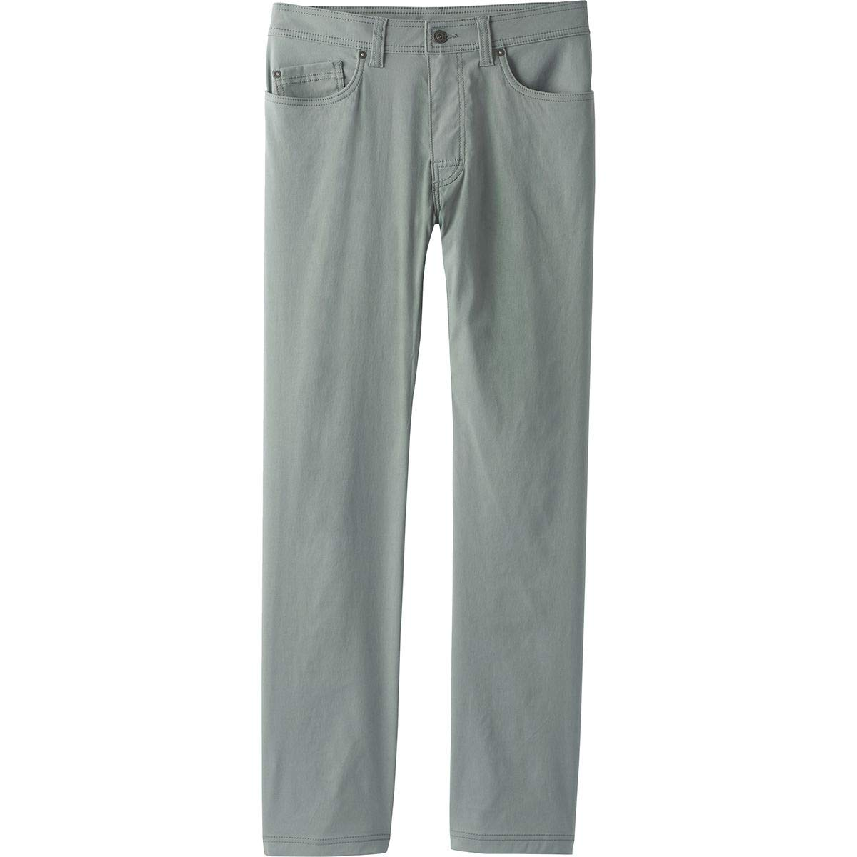 prAna Men's Brion Pant 32'' Inseam, Aloe, 28