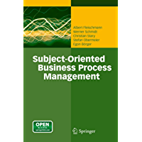 Subject-Oriented Business Process Management (English Edition)