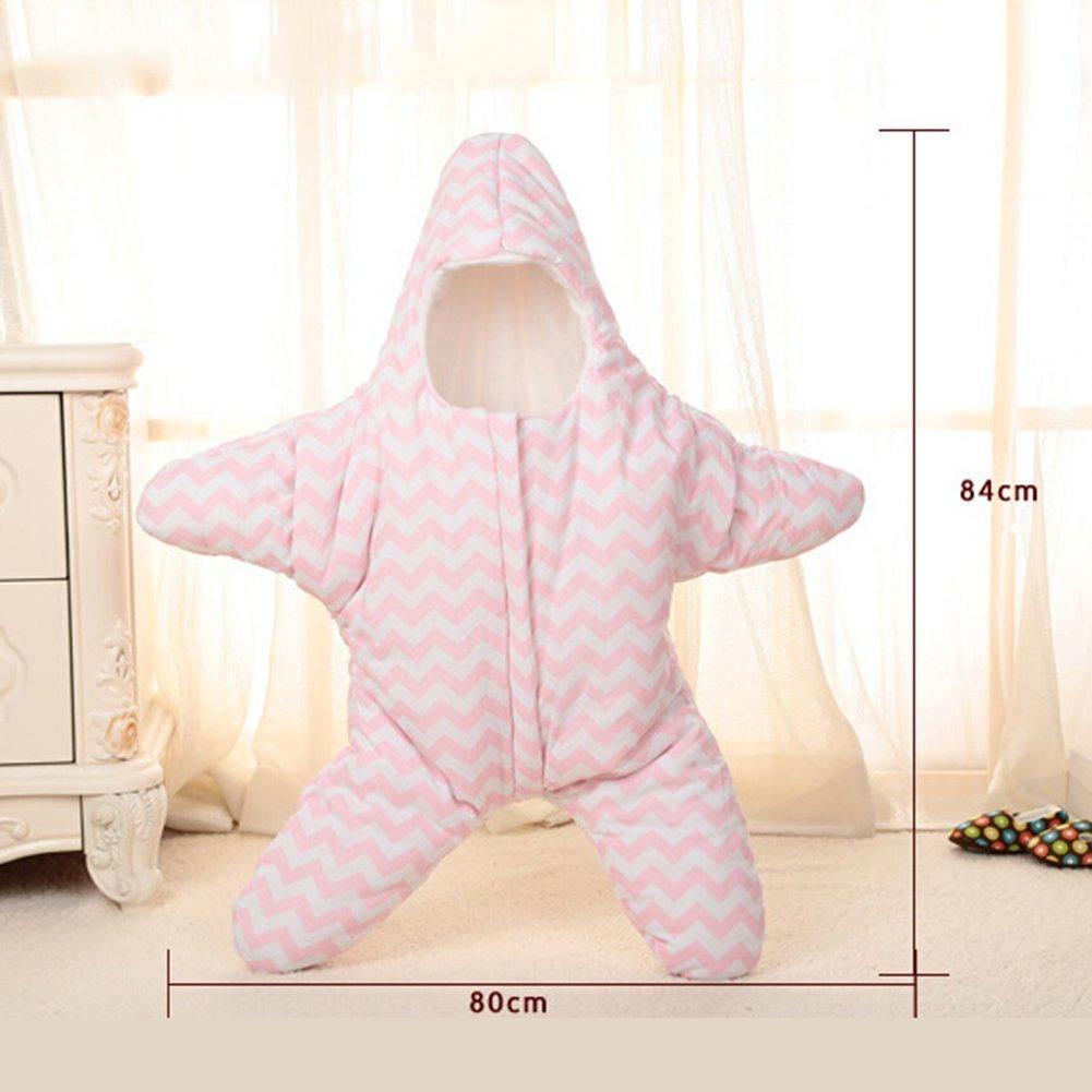 Amazon.com: EXIU Newborn Baby Girl Boy Autumn Winter Cotton Sleeping Bag Blanket 0-6 months: Baby