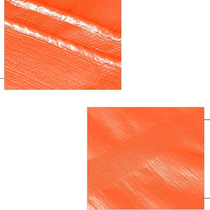175 g por Metro Cuadrado Lonas Lona Impermeable Protector Solar Grueso Resistente al frío Anticongelante Impermeable Protector de Tela Paño Impermeable Plástico PE Toldo Lienzo Lienzo Aceite Camión