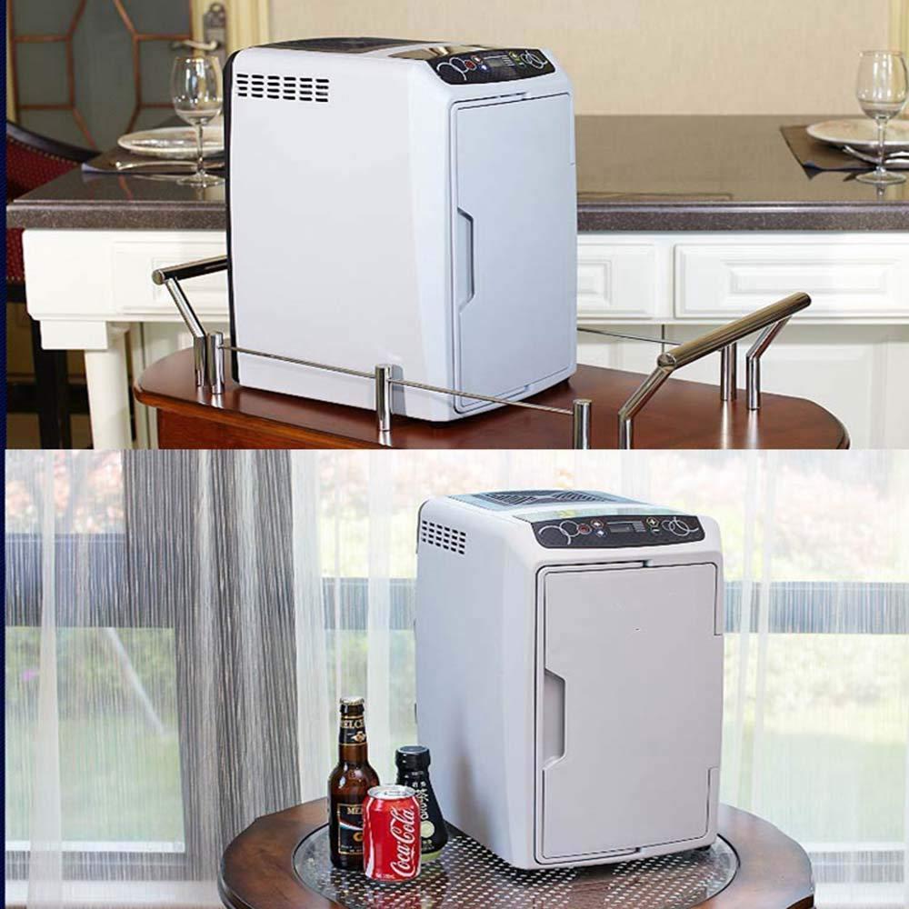 Nevera portátil eléctrica, coche de refrigerador del compresor ...