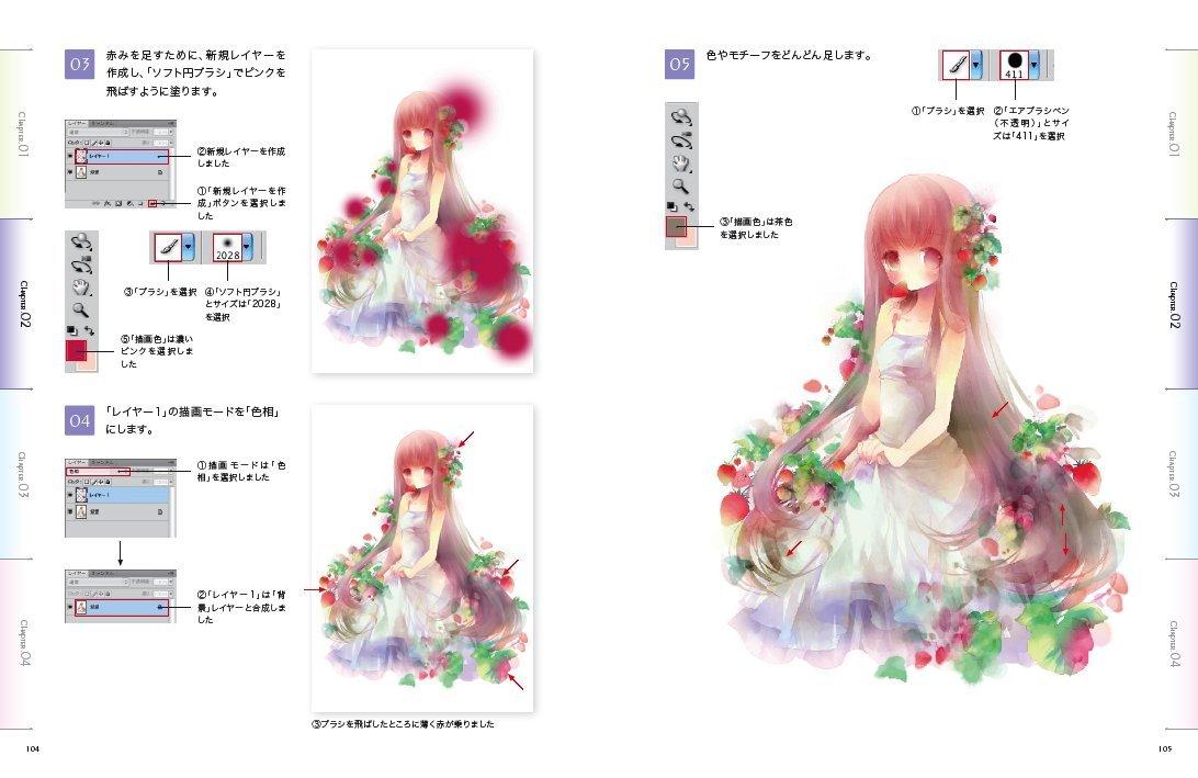 Lets Make Character Cgイラストテクニック Vol2 しめ子 本