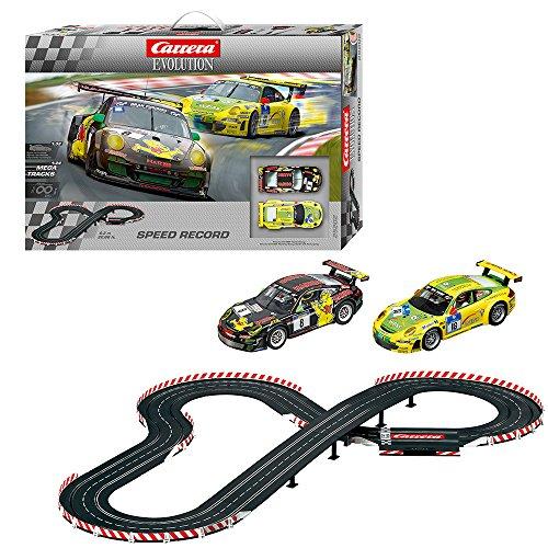 carrera evolution 20025202 circuit de voiture speed record la caverne du jouet. Black Bedroom Furniture Sets. Home Design Ideas