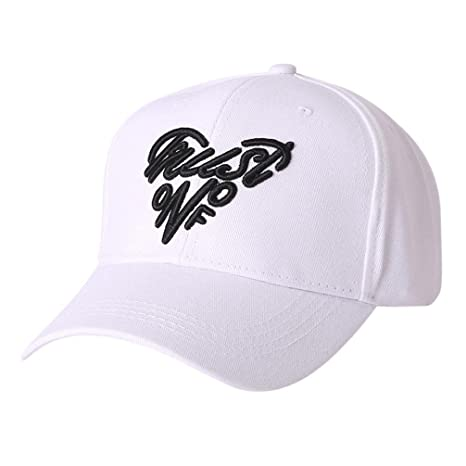 Morwind Cappello Nero Visiera Uomo - Cappellini Con Visiera Da Baseball  Hip-Hop Berretto Da d10d0bd15220