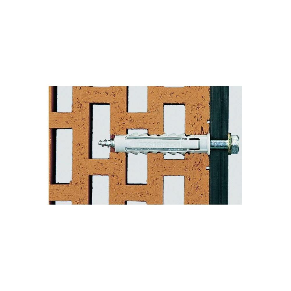 FISCHER 070004 - Taco nylon SX 4x20 (Envase de 200 ud.)