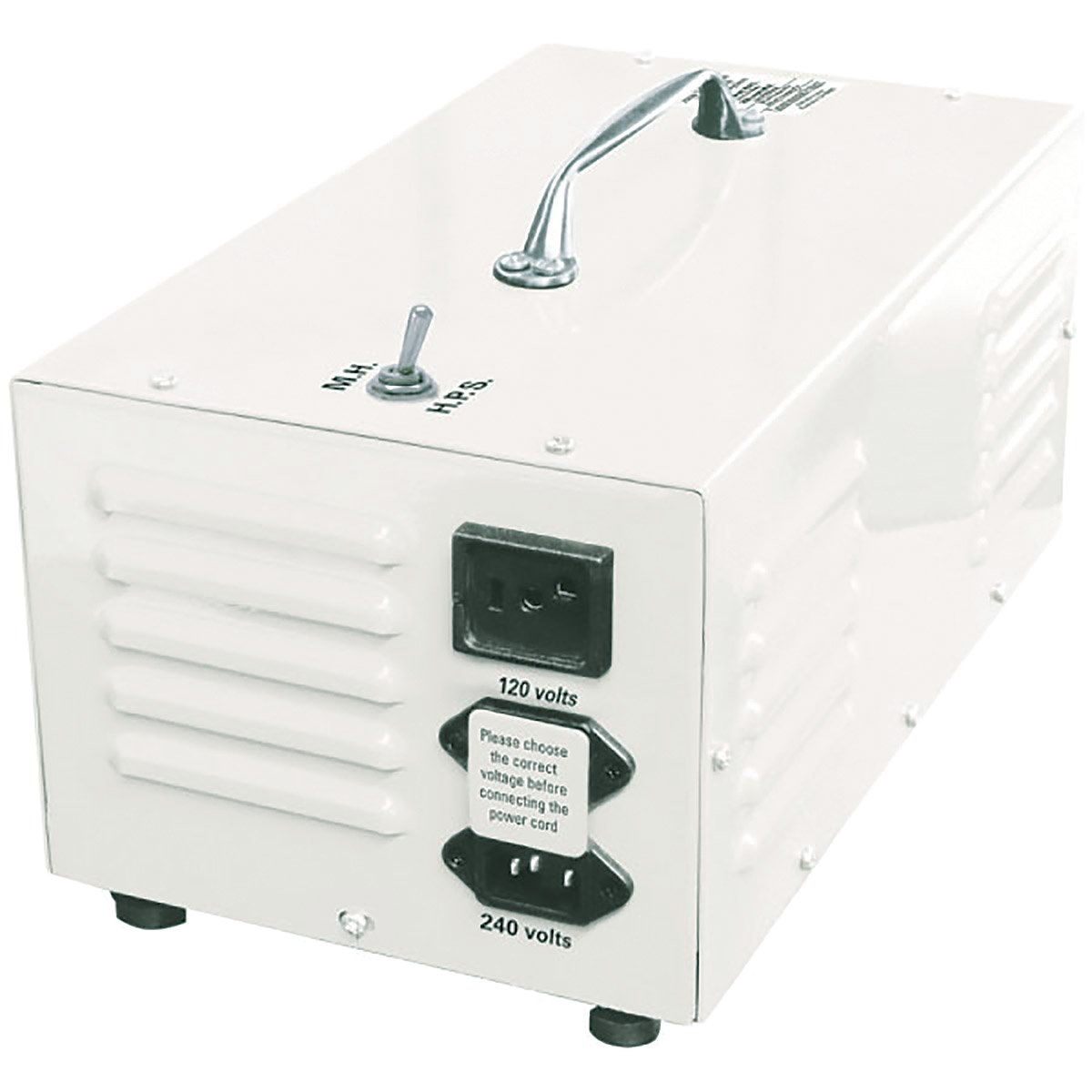 R & M Supply BAL600VL 600W Value Line Switchable Ballast