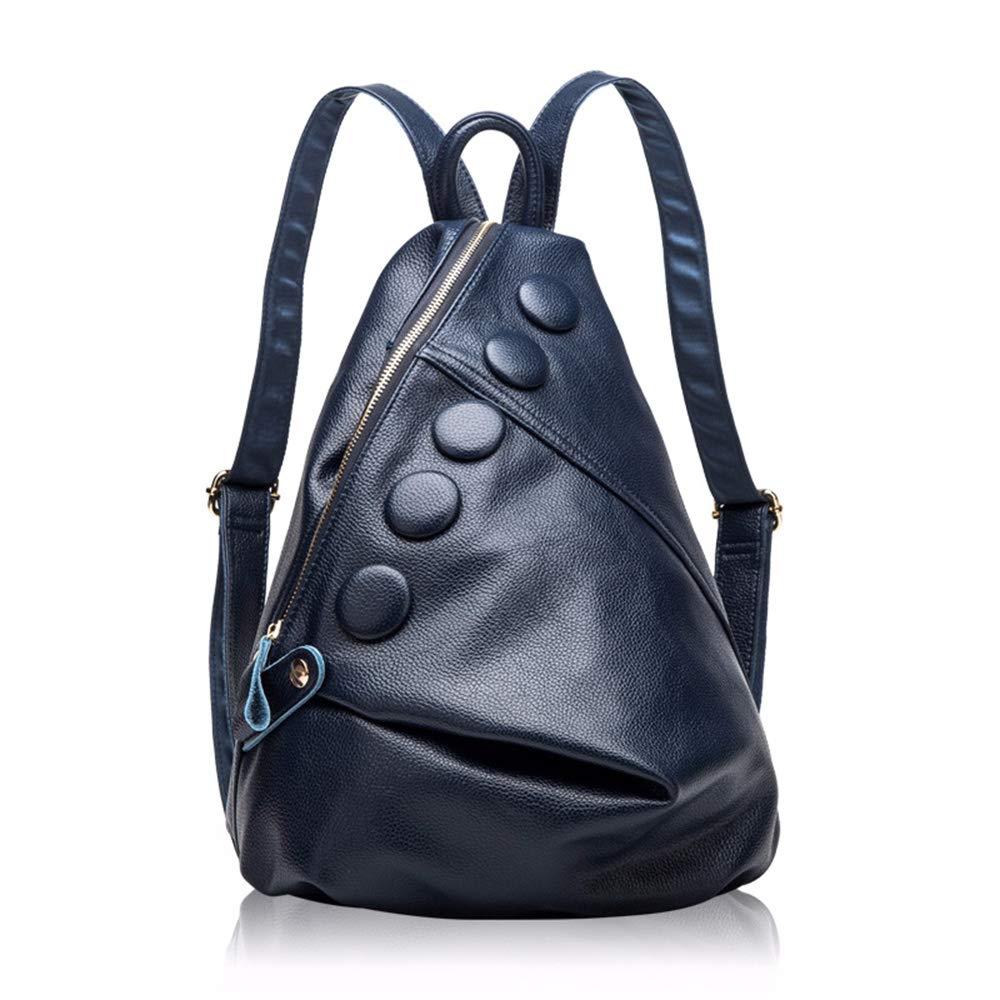 Sac à bandoulière Portable pour Sac à Main de Grande capacité pour garçons et Filles Voyage (Couleur : Classic Black, Taille : 23.5 * 14 * 34cm)