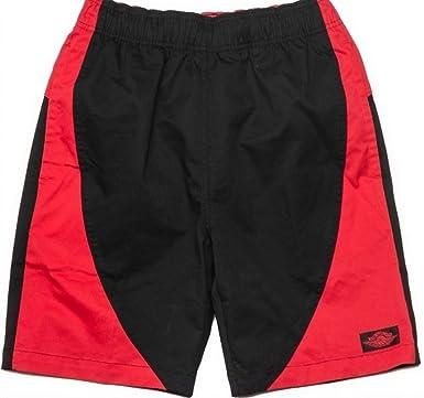 dec1190f3df Nike Men's Jordan AJ Muscle Shorts TZ 884269-657 Black Red Size XL ...