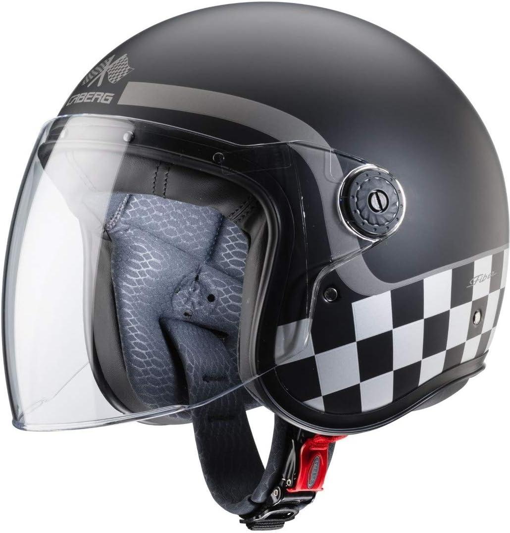 Caberg Jethelm Freeride Formel Light Grey//Black L XS light grey//black